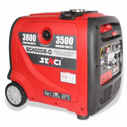 Инверторен Генератор Senci SC4000iE-O | Про партнерс трейд